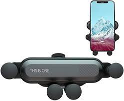 <b>Car</b> Phone Holder, <b>Gravity</b> Universal <b>Air Vent</b> Phone Mount Stable ...