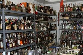 As we try more cocktails and buy more, diferent, bottles storage is  becoming a real issue. So I'm wondering - where do people keep their liquor?