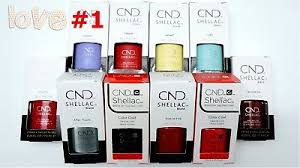 <b>CND Shellac</b> GelColor Nail Polish /Base /Top /Brand New Gel Color ...