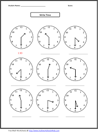 Worksheet. Worksheets On Time For Grade 2. Vietsoh Free WorksheetClock worksheets quarter past and to 2nd grade telling the time 3