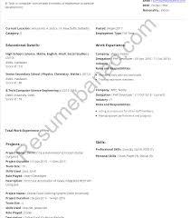 Free Resume Website Builder Unforgettable Resume Online Text Sample Template Services Badalona 77