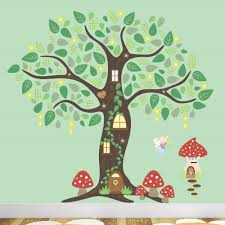 fairy wall decal fairy folk enchanted tree decal nursery wall stickers fairy wall art baby girl nursery decor toddler gifts by enchantedinteriorsuk on wall art stickers nursery uk with fairy folk enchanted tree nursery wall stickers 84 95 http www