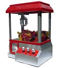Sweet Vending Machine Argos Enchanting Candy Grabber Fairground Arcade Game Toy Music Fake Coins Grab