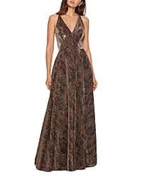 Black And <b>Gold Dress</b> - Macy's
