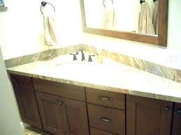 granite bathroom countertop floating bathroom inch modern double vessel bathroom granite countertops ideas