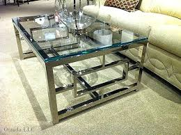 glass chrome coffee table glass chrome coffee table round glass and chrome coffee table uk