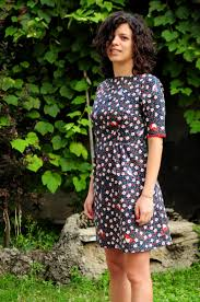 Collette Patterns Stunning Peony Dress Colette Patterns My First Sewing Experience