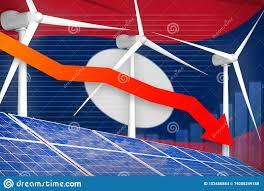 Lao People Democratic Republic Solar And Wind Energy