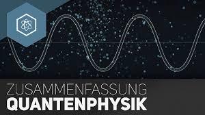 Quantenmechanik Quantenphysik Zusammenfassung F Rs Physik Abi