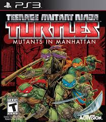 Последние твиты от gamestop (@gamestop). Teenage Mutant Ninja Turtles Mutants In Manhattan Playstation 3 Gamestop