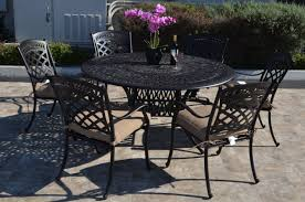 st augustine 7 piece dining set 6 dining chairs 1 round dining table