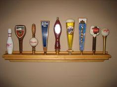 Beer Tap Coat Rack Beer Tap Shelf Pinteres 10