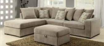 microfiber sectional sofa. Simple Sectional In Microfiber Sectional Sofa