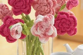 Easy Crochet Flower Patterns Free Amazing 48 Easy And Simple Free Crochet Flower Patterns And Tutorials