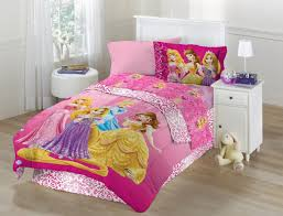 Disney Princess Shine All The Time Twin Comforter and Sham Set