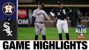 Astros vs. White Sox ALDS Game 3 ...