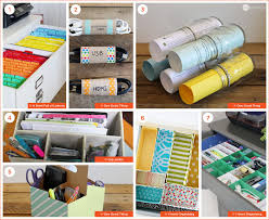 Office diy ideas Decor Ideas Diy Office Organization Ideas Shutterfly 71 Diy Organization Ideas To Get Your Life In Order Shutterfly