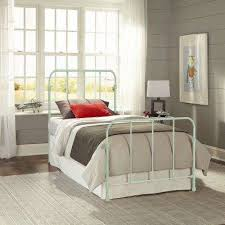 Mint green furniture Info Nolan Mint Green Twin Headboard And Footboard With Metal Duo Panels Home Depot Mint Green Kids Bedroom Furniture Kids Furniture The Home Depot
