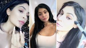 kylie jenner my full face makeup tutorial 2017 by kylie jenner