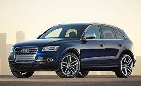 2020 Audi Q5 Blue Color Changes
