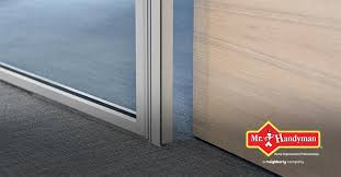 although it serves an important function your screen door should also be easy to operate with a smooth gliding motion that allows you to open and close it