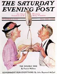 Classic Covers: Can You Tell a Rockwell? | The Saturday Evening Post