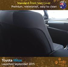 front rear seat covers