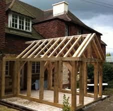 timber frame buildings oak barn construction southton