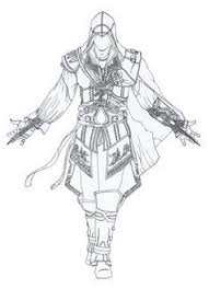 Assassins Creed Coloring Pages Check This Out And Other Cool