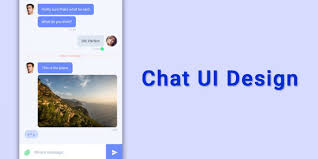 Chat Ui Design Android 20 Best Chat Ui Design Examples Onaircode