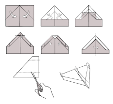 Paper Airplane Patterns Amazing Inspiration Ideas