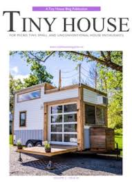 tiny house magazine. Modren Tiny Tiny House Magazine Issue 56 Available Now In N