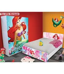 The Little Mermaid Bedroom Package