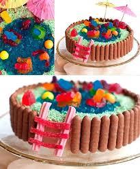 Decorated Birthday Cake Ideas Afternoonteacraftinfo