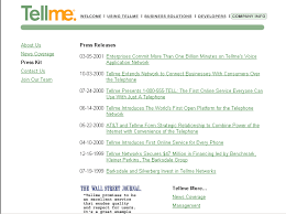 Press Releases And News Items Online Usability Guidelines