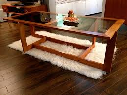 modern coffee tables 4 ideas to choose within wood table 19