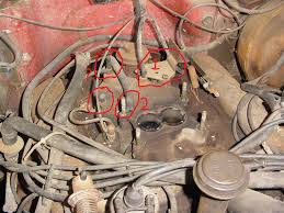 vacuum line help pictures jeep cj forums you have a 2 barrel manifold do you have a 2 barrel holley or a 4 barrel holley and an adapter