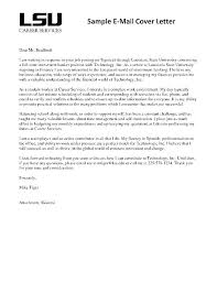 How To Email A Resume Email Cover Letter Subject Line How To Email