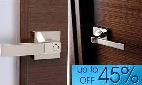 Interior Door Handles Modern Home Luxury
