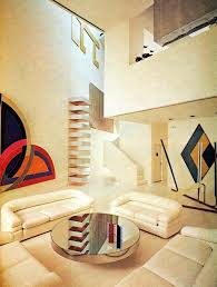 1970s interior design. Modren Interior Kind Of Forward Contemporary Design For The 1970s It Looks Like Could  Be Right At Home On Set Miami Vice Which I Am All For Inside 1970s Interior Design T
