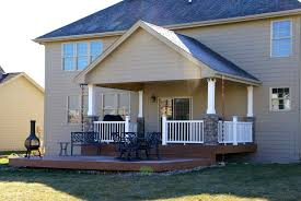 covered patio deck designs. Image Of: Covered Patio Deck Designs D