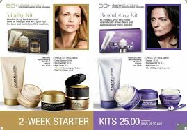 Avon Skin Care Chart Avon Canada Montreal Anew Products For Ages 30 40 50
