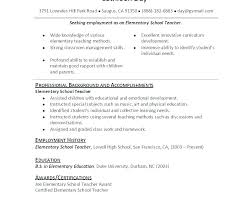 Examples Of High School Resumes Amazing Sample High School Resume Examples Of Senior Student Skills For