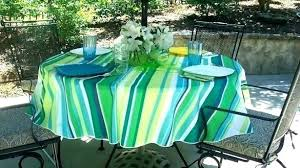 outdoor tablecloth with zipper round tablecloths umbrella outdoor tablecloth with zipper round