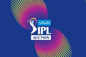 Vivo Ipl 2019 Player Auction List Announced