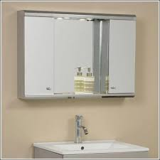 bathroom mirror cabinets with battery