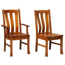 oxford mission dining chairs
