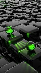 wallpapers 3d,green,computer keyboard ...