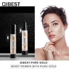 dels about 24k brighten moisturizer beauty oil face essence skin makeup base primer