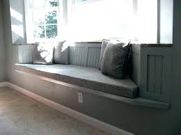 custom bench cushions. 8 Ft Bench Cushion Custom Indoor Cushions Large Size